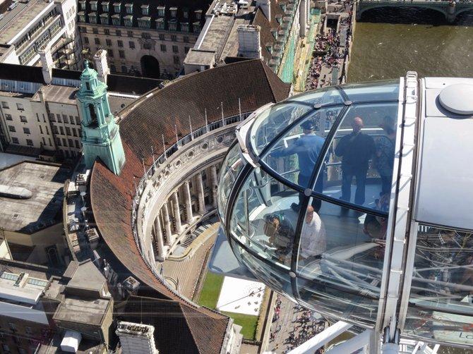 London Eye 2013