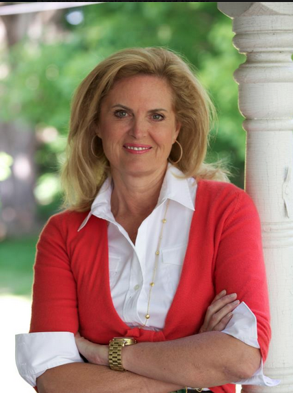Photo of Ann Romney courtesy of Facebook