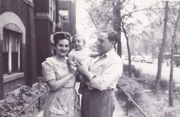 Pearl, David, and Julie Cohen.