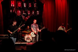 The Roman Watchdogs at House of Blues! 6/13/2013