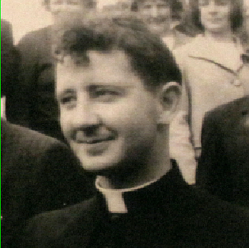 Michael Gallagher (image from the Parishioner)