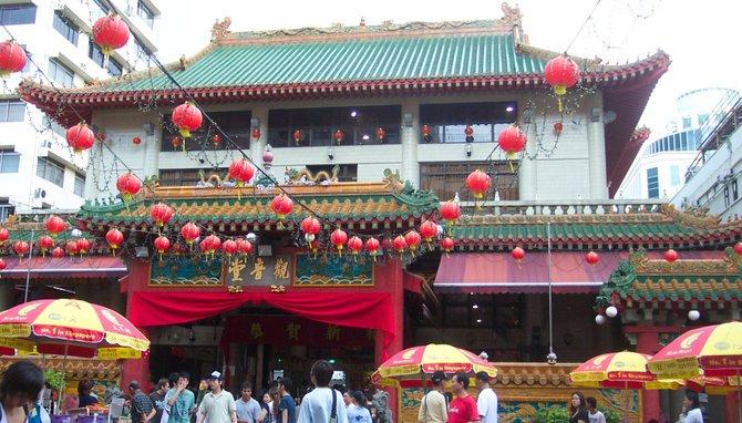 Singapore's Chinatown
