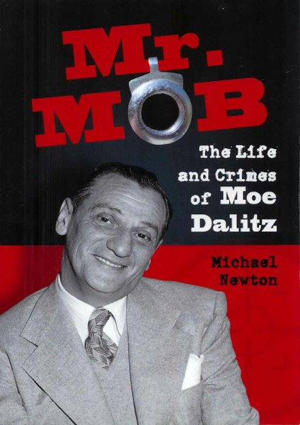 The book on part time San Diegan Moe Dalitz