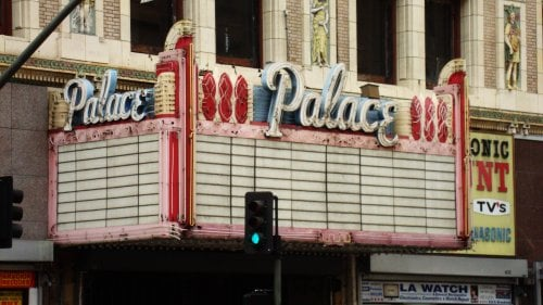 Palace Theatre (1911-2000).