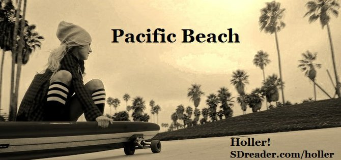 Pacific Beach Holler