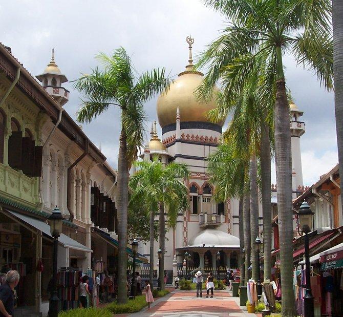 Sultanate Mosque