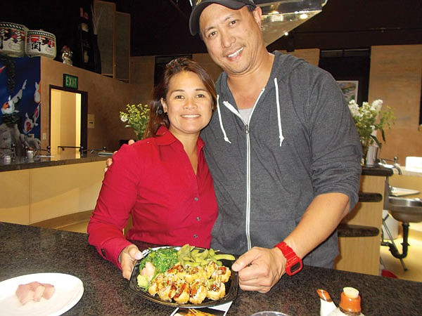 Lorna Ramos, the managing partner, and Jeff Roberto, the owner