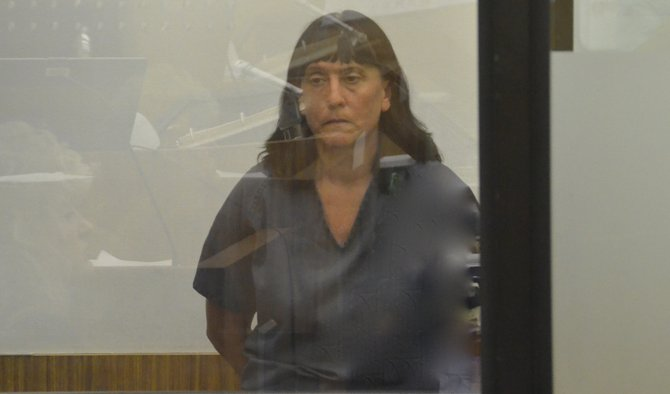 Susan Seibert admitted embezzlement. Photo Weatherston.