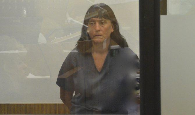 Susan Seibert admitted embezzlement. Photo Weatherston.