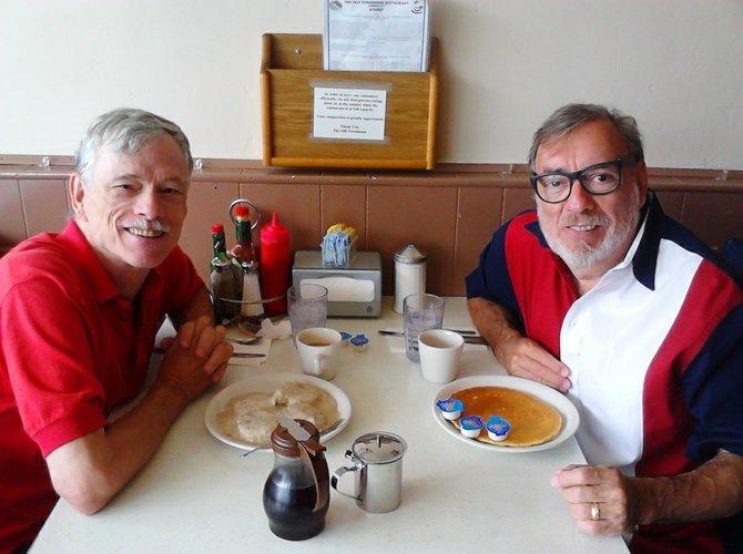 Alan & Peter