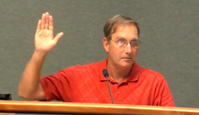 Councilmember Robwert Patton sought to assure openness.