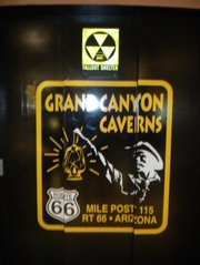 At The World's End: Grand Canyon Caverns   San Diego Reader