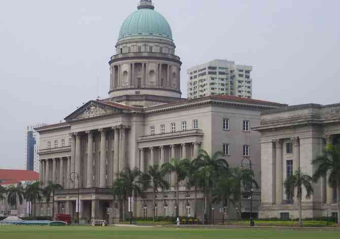 government matchmaking singapore
