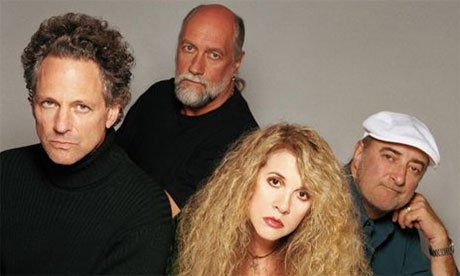 Radio-rock group Fleetwood Mac is back at Viejas Arena Friday night.
