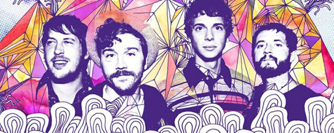 House of Blues hosts Portland indie-pop group Portugal. The Man on Wednesday night.