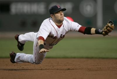 "Dirt dog Dustin ""Pedroia the Destroya"" needs your All-Star vote. (Cano is evil. Pass it on.)"