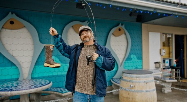 """Owner Dennis Borlek, Jr. says, """"This place is pretty much an homage to my dad."""""""