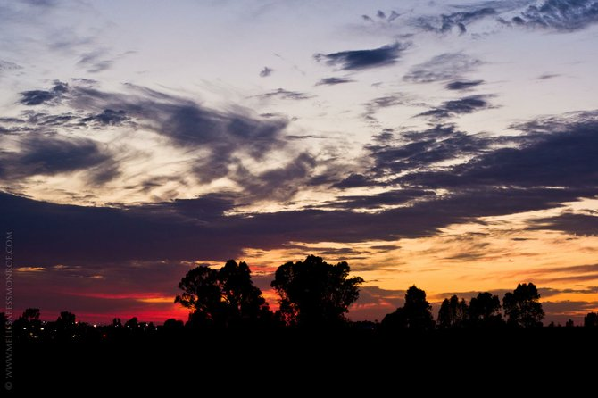 Twilight in Miramar