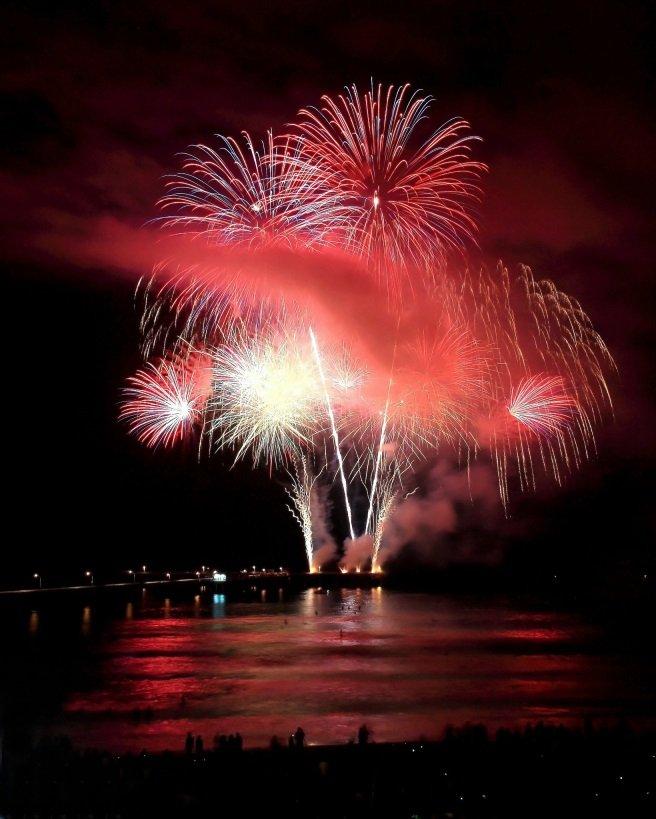 Enjoy the fireworks tonite!