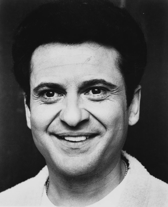 """JOE PESCI is Joey La Motta, brother and manager of boxer Jake La Motta in 'Raging Bull,' a United Artists release."""