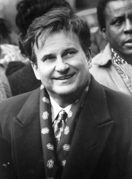 """The Summer Boy Shag: """"Academy Award winner JOE PESCI is Louie Kritski, a slumlord who is court-ordered to live in one of his own decrepit tenements, in Largo Entertainment's new comedy, 'THE SUPER,' released by Twentieth Century Fox."""""""
