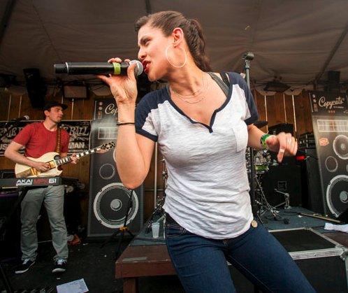 Doomtree rapper Dessa will break down Parts of Speech Friday night at Casbah.