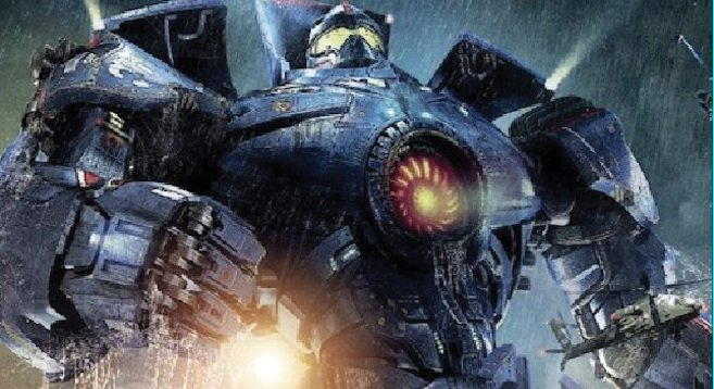 "Michael Bay on Pacific Rim: ""Pfft. The giant robots don't turn into cars for some reason? Whatever."""