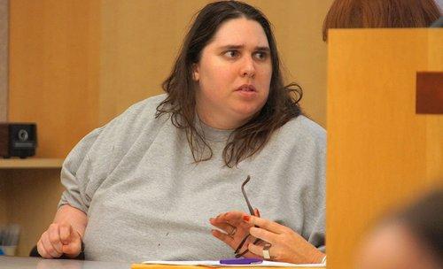 Documents were taken f Jessica Lopez' jail cell. Photo Weatherston.