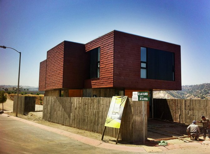 Artesenal abode Casa GS will host Art Baja Tijuana