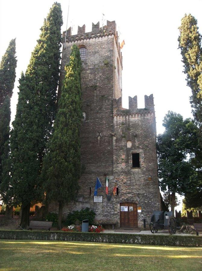 Castello di Conegliano.