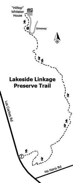 Lakeside Linkage Preserve Trail
