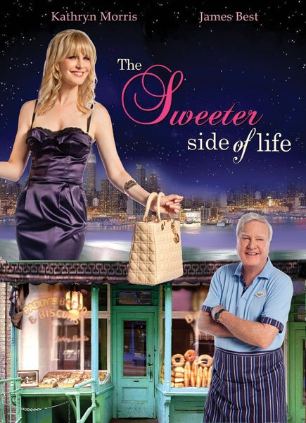Manchester also made a cameo in the sugary Hallmark Channel movie The Sweeter Side of Life.