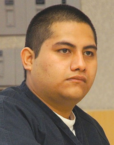 Diego Martinez pled not guilty to two felonies: one murder charge and one attempted murder charge.
