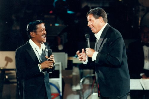 The marvelous Sammy Davis, Jr.