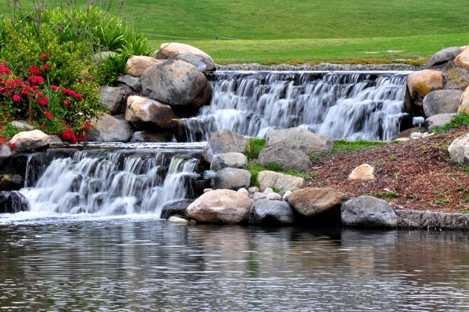 "Amid the slices, hooks, the sound of ""Fore"",  and that occasional Eagle or Birdie, peace and tranquillity can be found at Eastlake Golf Course at Eastlake Country Club."