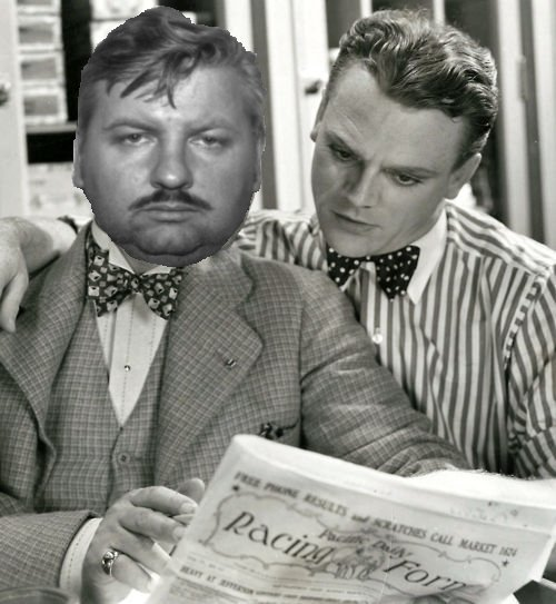 Cagney & Gacy.