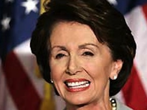 House Democrat Nancy Pelosi
