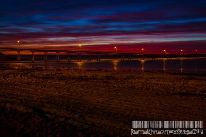 """The Pier""  Ocean Beach pier 2/2013  www.decentexposure619.com"