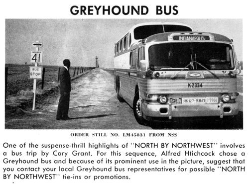 Go Greyhound and leave the crop dusting to Hitch!