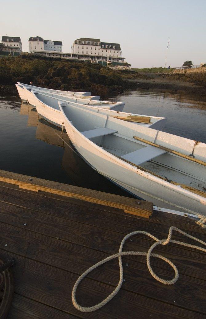 Star Island boats.