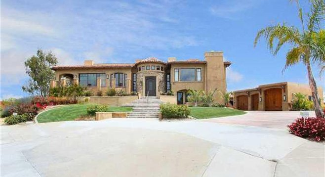 The most luxurious and most expensive property currently available in the South Bay.