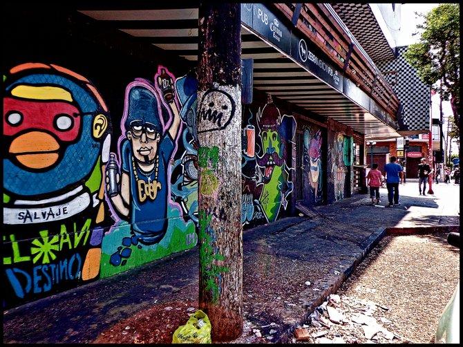 Neighborhood Photos TIJUANA,BAJA CALIFORNIA Urban Art Mural in Tijuana/Mural de Arte Urbano en Tijuana.