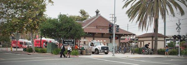 Old Town Transit Center