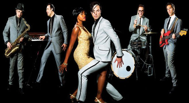Neo-soul sextet Fitz & the Tantrums are this week's post-race Friday freebie at Del Mar.
