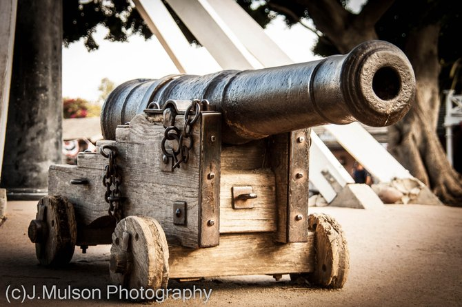 Cannon with a Canon in Old Town