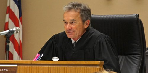 Hearing will continue before Judge Lantz Lewis. Photo Weatherston.