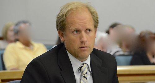 Prosecutor Matt Greco signed off on a plea deal. Photo Weatherston.