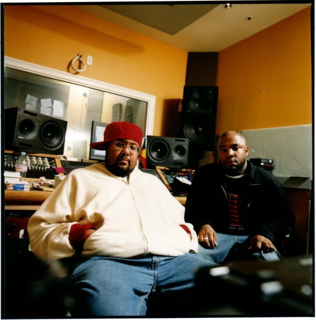 Sac-town hip-hop duo Blackalicious has the mic at Belly Up on Saturday.