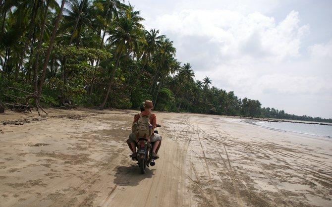 From Chaungtha Beach to Ngwe Saung Beach - Myanmar (2)