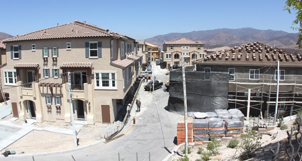 Since the early 1990s, new home construction 